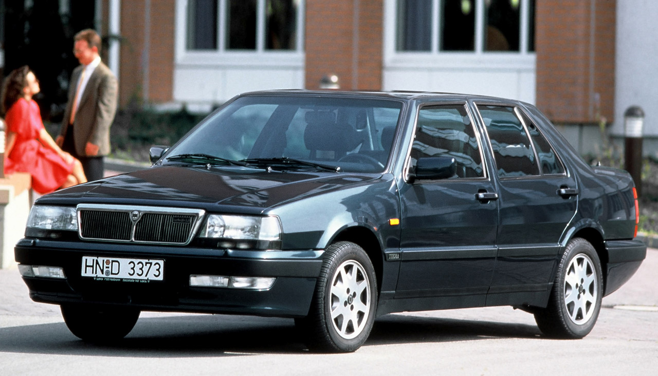 Lancia Thema turbo i.e.