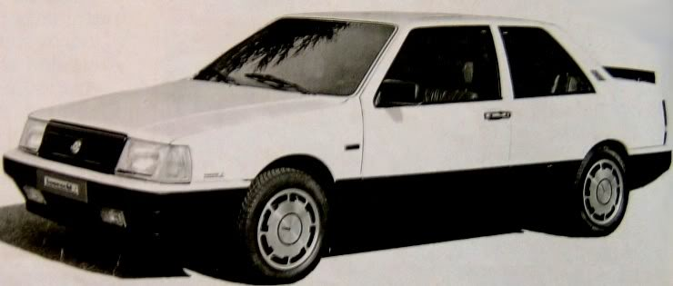 1984  | Lancia Thema 6v Zagato Plus